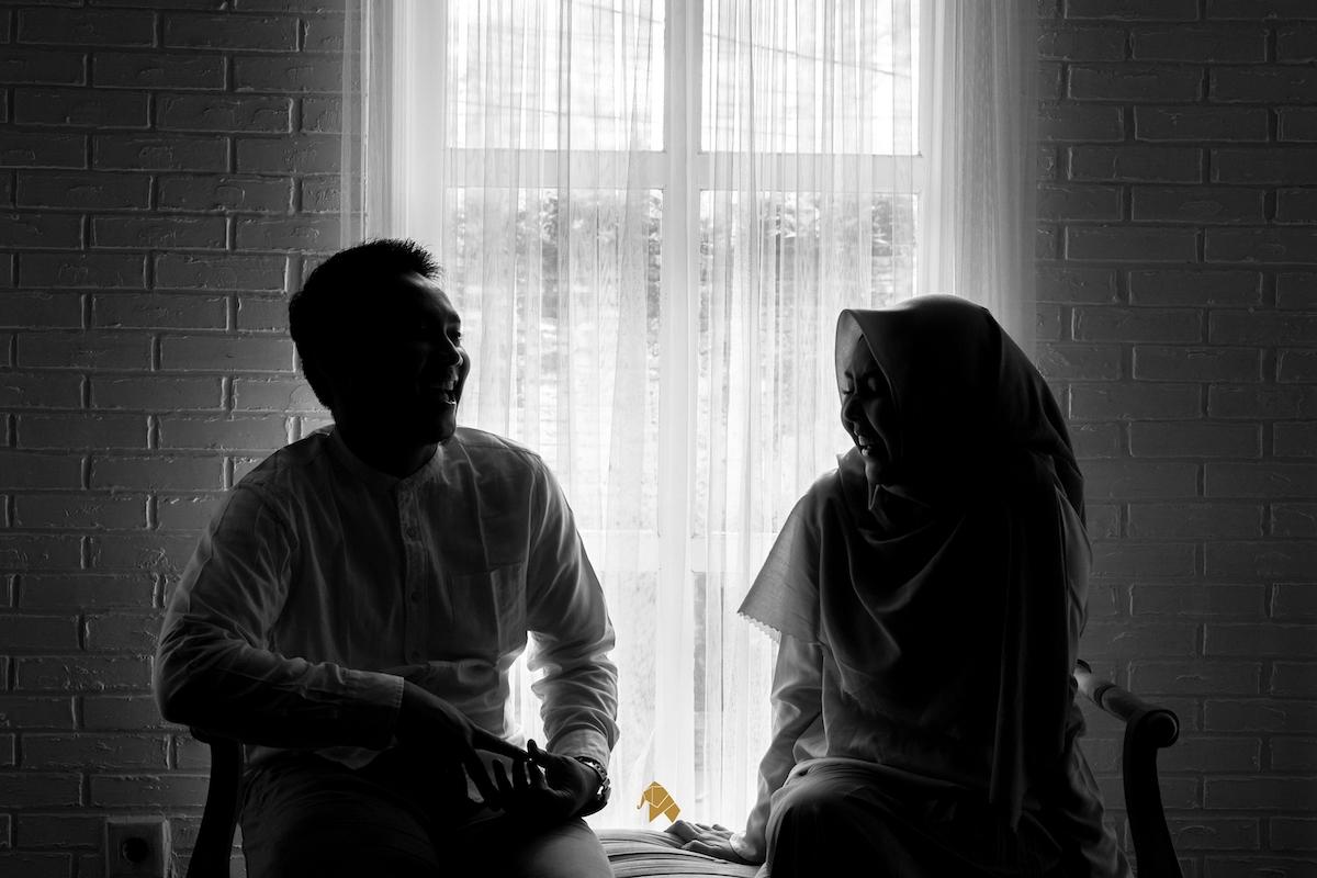 Nadya & Maulana